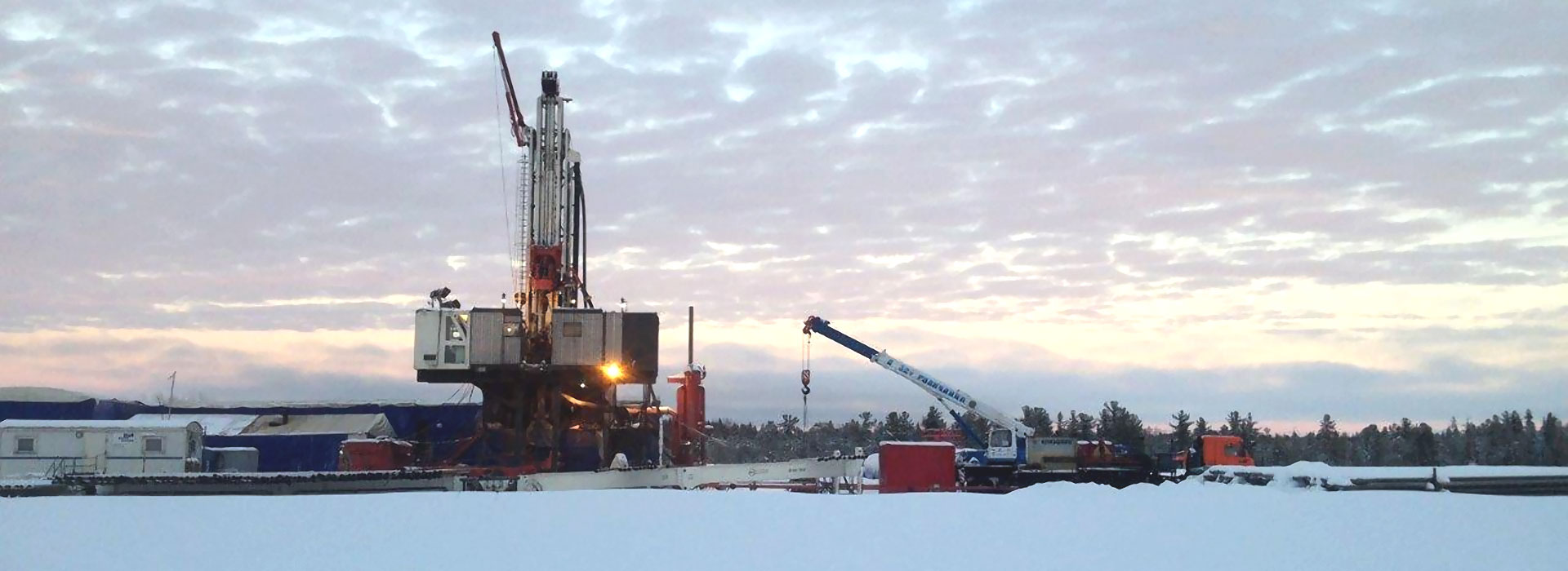 A growing production base benefiting from horizontal drilling and waterflood